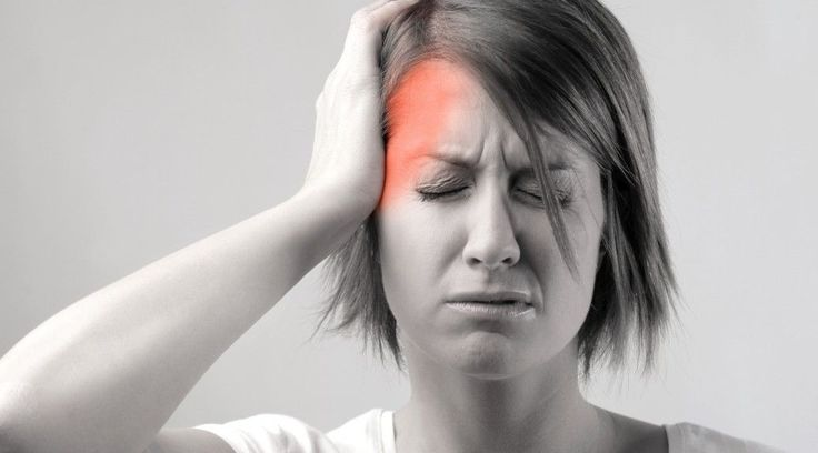 "Menstrual migraines, also called ""hormone headaches"", are a type of migraine headache that occur in response to changes in hormone levels during the menstrual cycle. For many migraine sufferers, a throbbing pain is felt only on one side of the head, often behind the eye or in the back of the head and neck, and generally last anywhere from a few hours to a few days. Migraine symptoms may include nausea, vomiting, and sensitivity to light and sound."