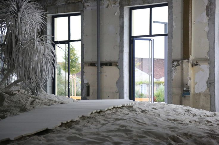Vincent Lamouroux,<i> Par Nature</i>(2016), installation view at Fondation d'entreprise Martell. Photo courtesy Fondation d'entreprise Martell ©DR.