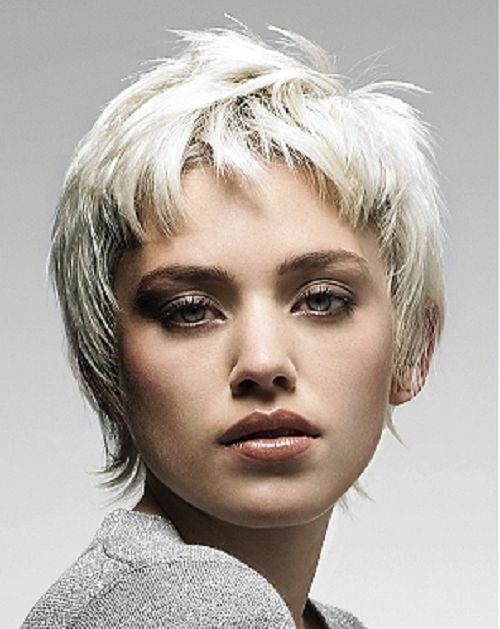 Easy Short Hairstyles Beauteous 11 Best Easy Short Messy Hairstyles Images On Pinterest  Hair Cut