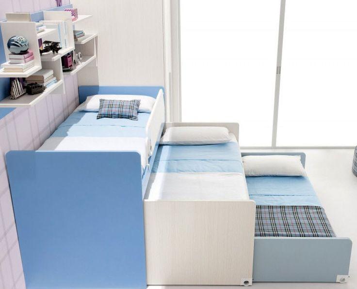 1000 id es sur le th me lits superpos s trois couchages sur pinterest triple superpos lit. Black Bedroom Furniture Sets. Home Design Ideas