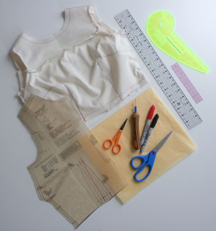Transfer Test Garment Changes to Your Pattern