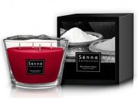 stylish candle with Marrkech flavour - availabe at www.thebungalow.ch