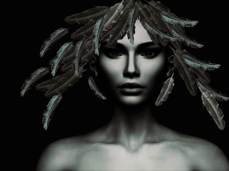 https://flic.kr/p/Zx132s | Feather Cut Hair | ok ok last hair thing...