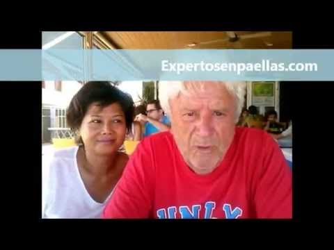 French Testimonial -  Restaurant Las Vegas Peñiscola, Spain