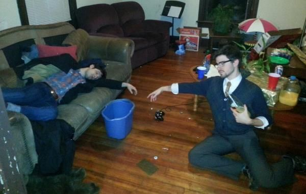 39 Ridiculous Drunk Pictures That Prove Tequila Is The Devil