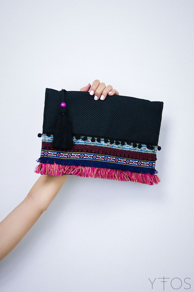 Ange : Georgia Clutch