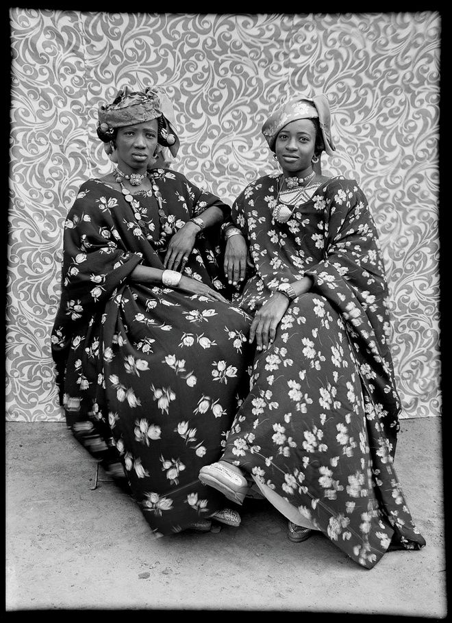 L'exposition Seydou Keïta au Grand Palais à Paris