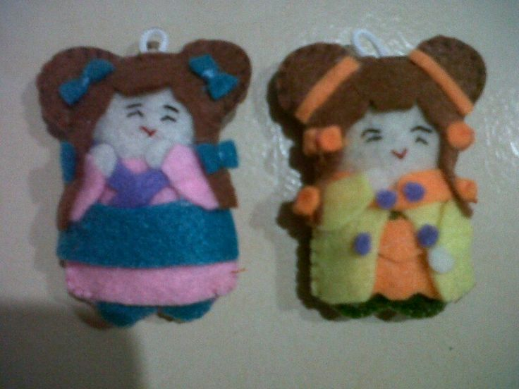 Key chain Boneka...
