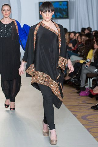 Sonya Batla Collection at Pakistan Fashion Week 3 London 2012
