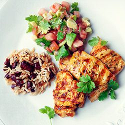 Filety z kurczaka po meksykańsku - Kwestia Smaku