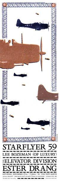 Starflyer 59 / Lee Bozeman / Elevator Division / Ester Drang