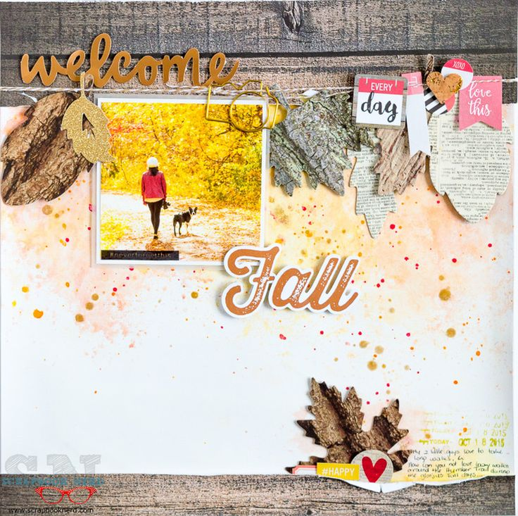 WELCOME FALL by Tachita55 at @studio_calico