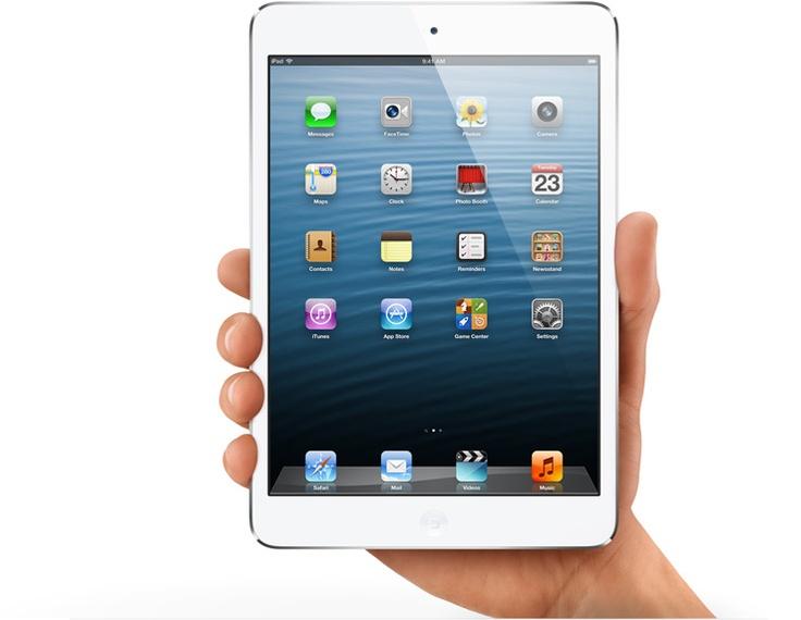 Ipad mini Every inch an ipad