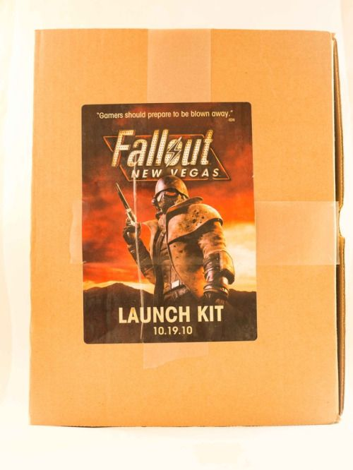 Fallout New Vegas 2010 launch kit Giveaway {ww} (04/01/2017) via... IFTTT reddit giveaways freebies contests