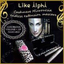 Mascara Like Alpha Leopard adalah serum perawatan bulu mata, Mascara Like Alpha Leopard menjadikan bulu mata lebih lentik dan terlihat tajam,