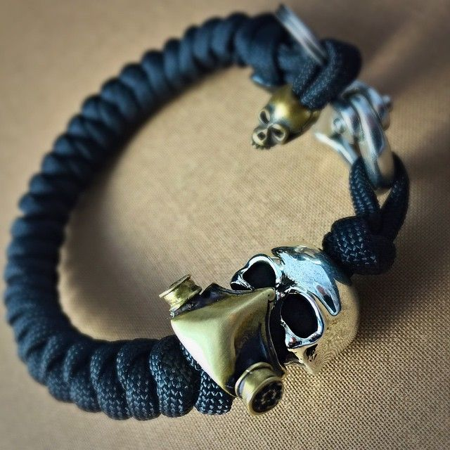 Custom order using a customers own supplied bead  ______________________________________ To order a custom wrist piece, please email me at:  theoriginalparadime@gmail.com  For more information & to visit my store:  www.theoriginalparadime.com  ______________________________________