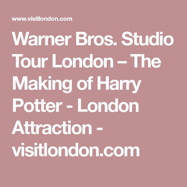 Warner Bros. Studio Tour London – The Making of Harry Potter - London Attraction - visitlondon.com