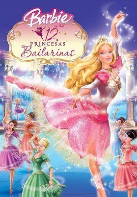 Barbie En Las 12 Princesas Bailarinas 2006 Barbie 12 Dancing Princesses 12 Dancing Princesses Barbie Princess