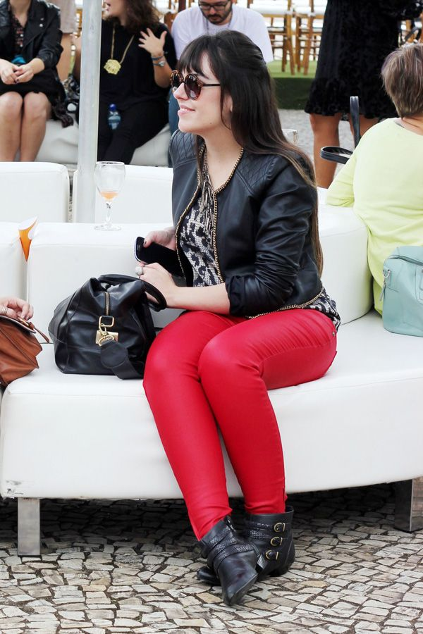 #ruas especial MTP | Red leather Pants