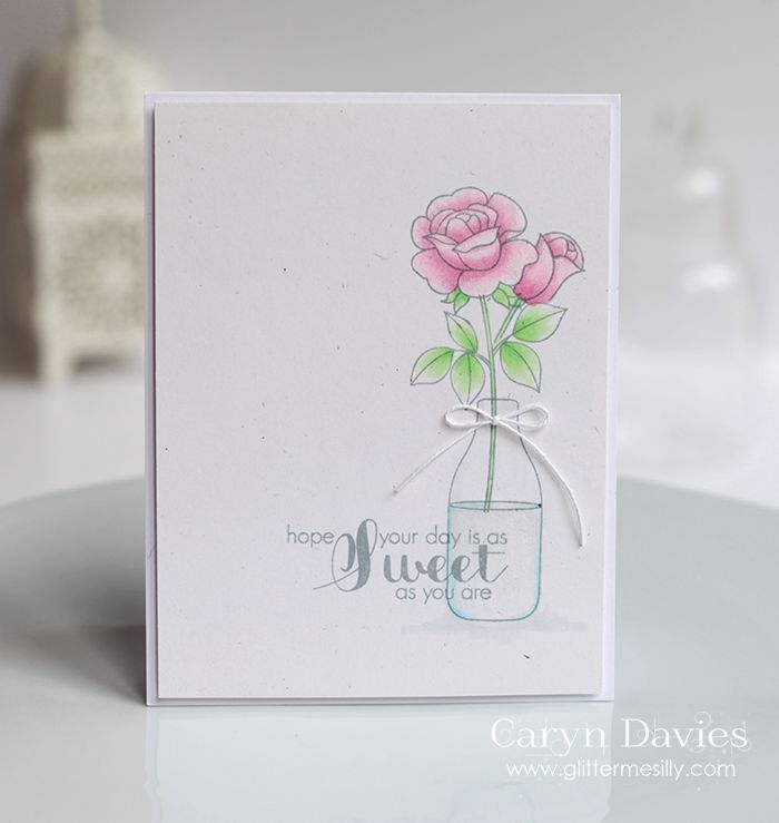 Superior Stamps For Card Making Ideas Part - 14: Sweet Rose - Clearly Besotted Stamps. SweetsCraft CardsCreative ...