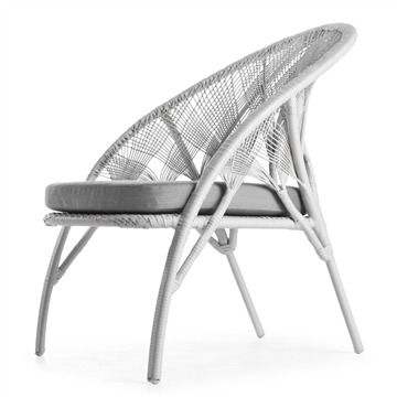 Kenneth Cobonpue Hagia Armchair - Style # CAEHG-2331OD, Modern Outdoor Lounge Chairs – Contemporary Outdoor Lounge Chair – Modern Outdoor Lounge Furniture | SwitchModern.com