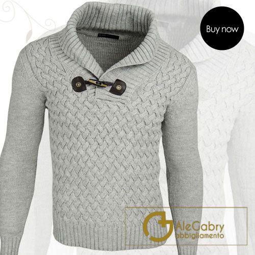 cardigan e maglie con alamari, da riservare ad ogni uomo che voglia trasformare il casual in uno stile di tendenza. http://www.alegabryabbigliamento.com/11-maglie-uomo-maglioni