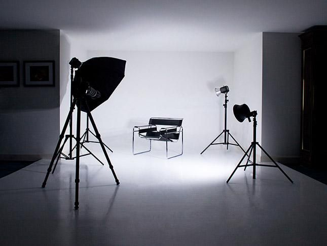 Build An In-Home Photo Studio