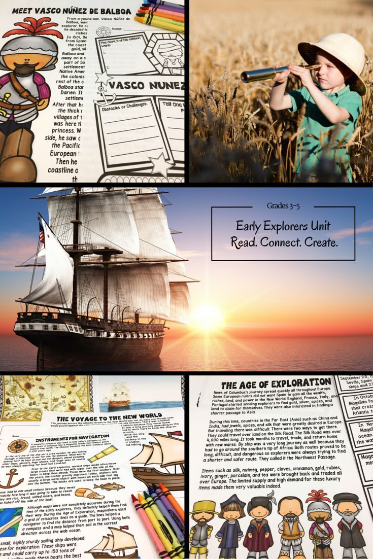 the facts about early explorers of america essay 1) christopher columbus in his letter to luis de sant' angel, a baptized jew and finance minister to ferdinand ii who made the case to isabella i in favor of christopher columbus, announced his discoveries in the new world.