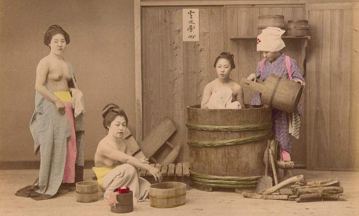 Ofuro: il rituale del bagno giapponese