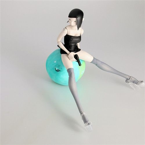 PREORDER 3A World of Isobelle Pascha Agent Isobelle T.C.O.M.