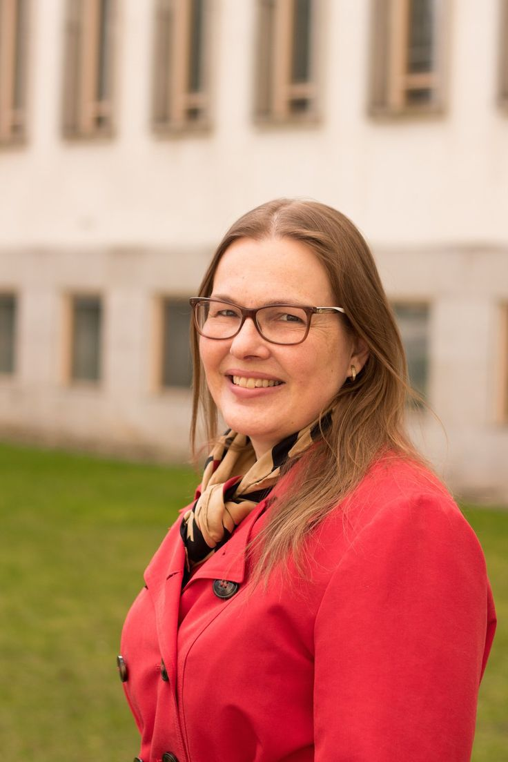 For this week's interview we sat down with Maria Salenius, University Lecturer in British Literature at the University of Helsinki, to ta