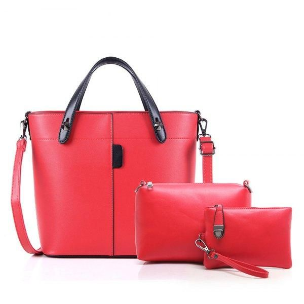 Valentines  AdoreWe  RoseWholesale -  Rosewholesale Style Buckets European  and American Fashion Handbags b226e7ee46