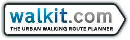 walkit.com - looks like a VERY handy resource for traveling around - shows some designated walks, helps you plan out a day of sightseeing, gives you directions, distances, advice.