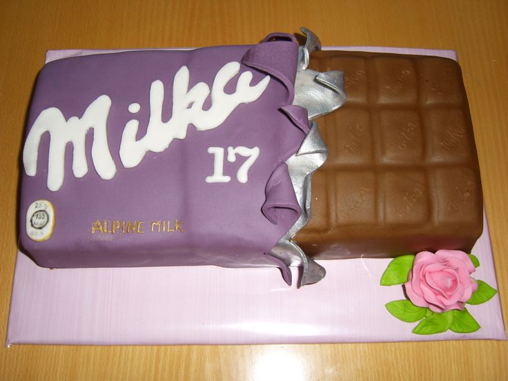 cakes chocolate  Milka