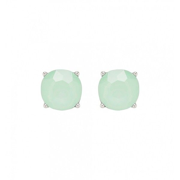 Forever New Stella Pop Stud Earrings ($7.87) found on Polyvore featuring jewelry, earrings, frosted mint, mint jewelry, stud earrings, stud earring set, mint stud earrings and forever new