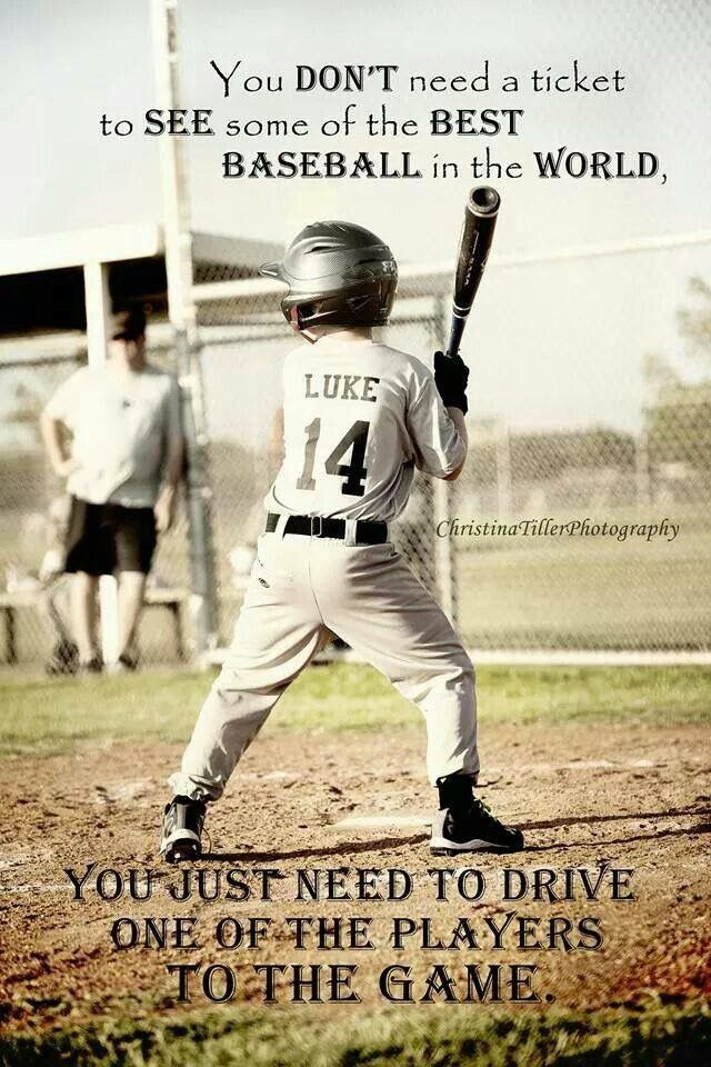 Our Future Sluggers I Baseball Quotes Little League Baseball Youth Baseball