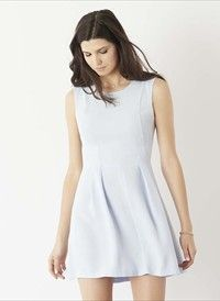 Pleated Fit And Flare Dress. Get special discounts up to 50% Off at Dynamite Clothing using coupon & Promo Codes.