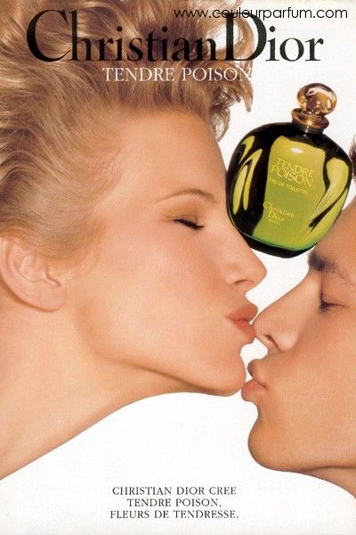 Dior, Tendre Poison - My favorite !