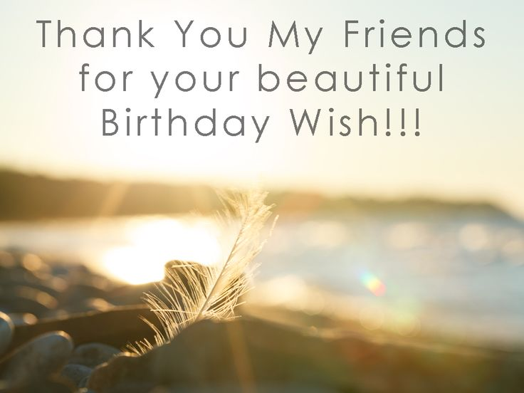 All those birthdays wishes on your facebook timeline now and need to reply note Thank you for the Birthday Wishes on Facebook comes the time to thanks your