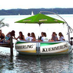 Party-Boote, Partyboote - Rosenthal, Hessen, Deutschland
