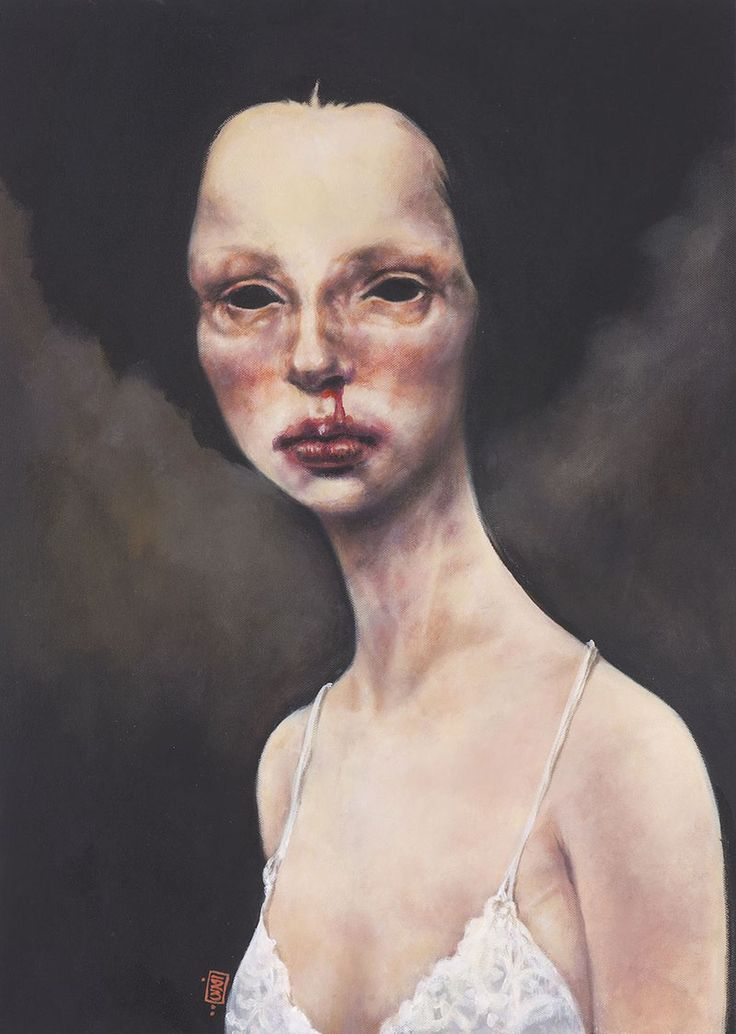 Paintings by Iranian Artist Afarin Sajedi: Afarin-Sajedi_20.jpg