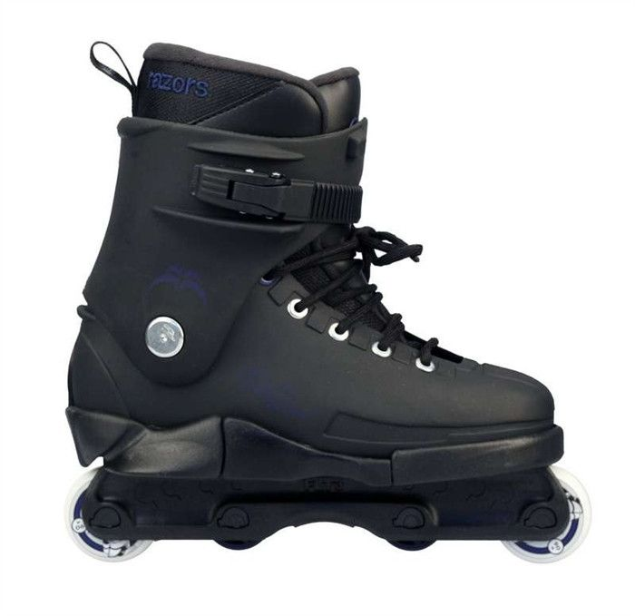 Razor Cult Street Navy Aggressive Inline Skate Complete