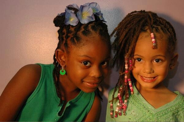 Hair Locs Styles: 17+ Images About Natural Hairstyles For Kids