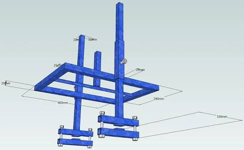plans for alaskan chainsaw mill - Buscar con Google