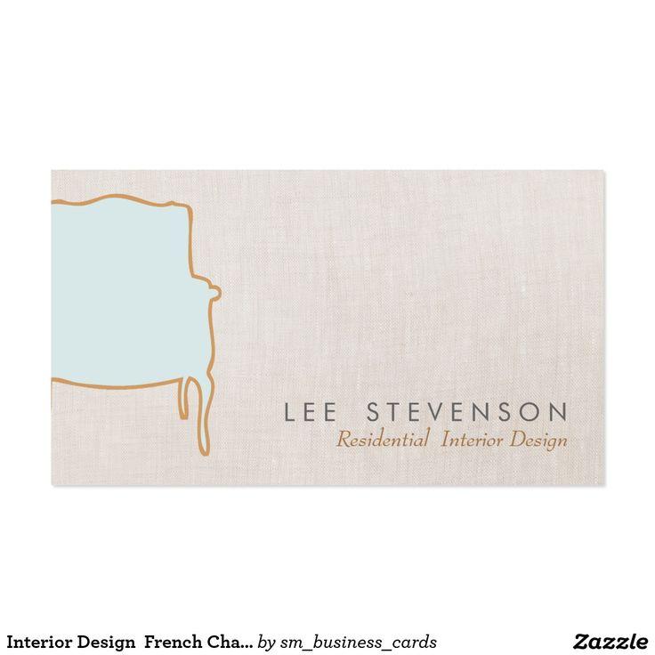 97 best Business Cards: Interior Designer images on Pinterest ...