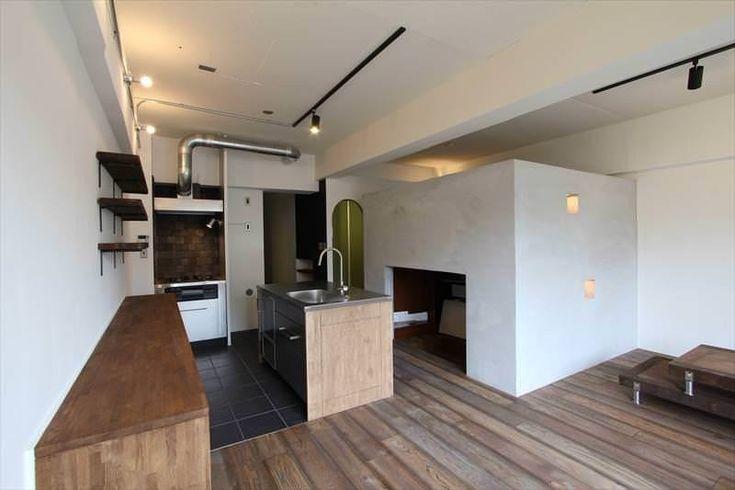 2階建の小部屋がかわいいリノベーション。 - 物件ファン