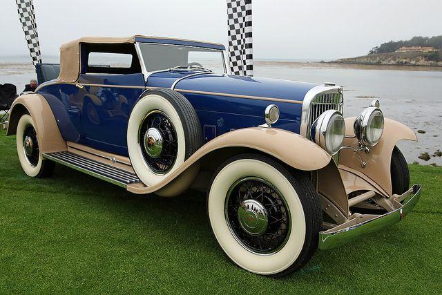 1931 Mercer Prototype Merrimac Raceabout Convertible Coupe ...