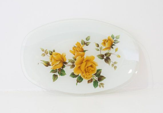 Vintage Granny Chic Trinket/Jewellery Dish with by sealeswithakiss, £4.00