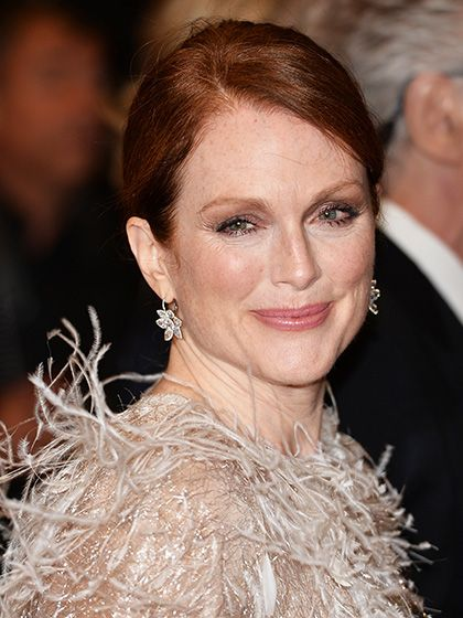 The best beauty looks from Cannes: Julianne Moore