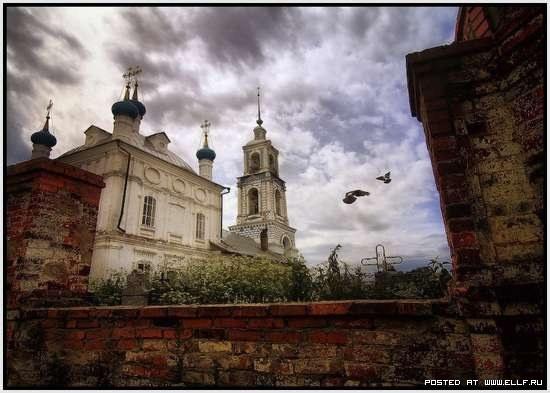 Церковь в Переславле